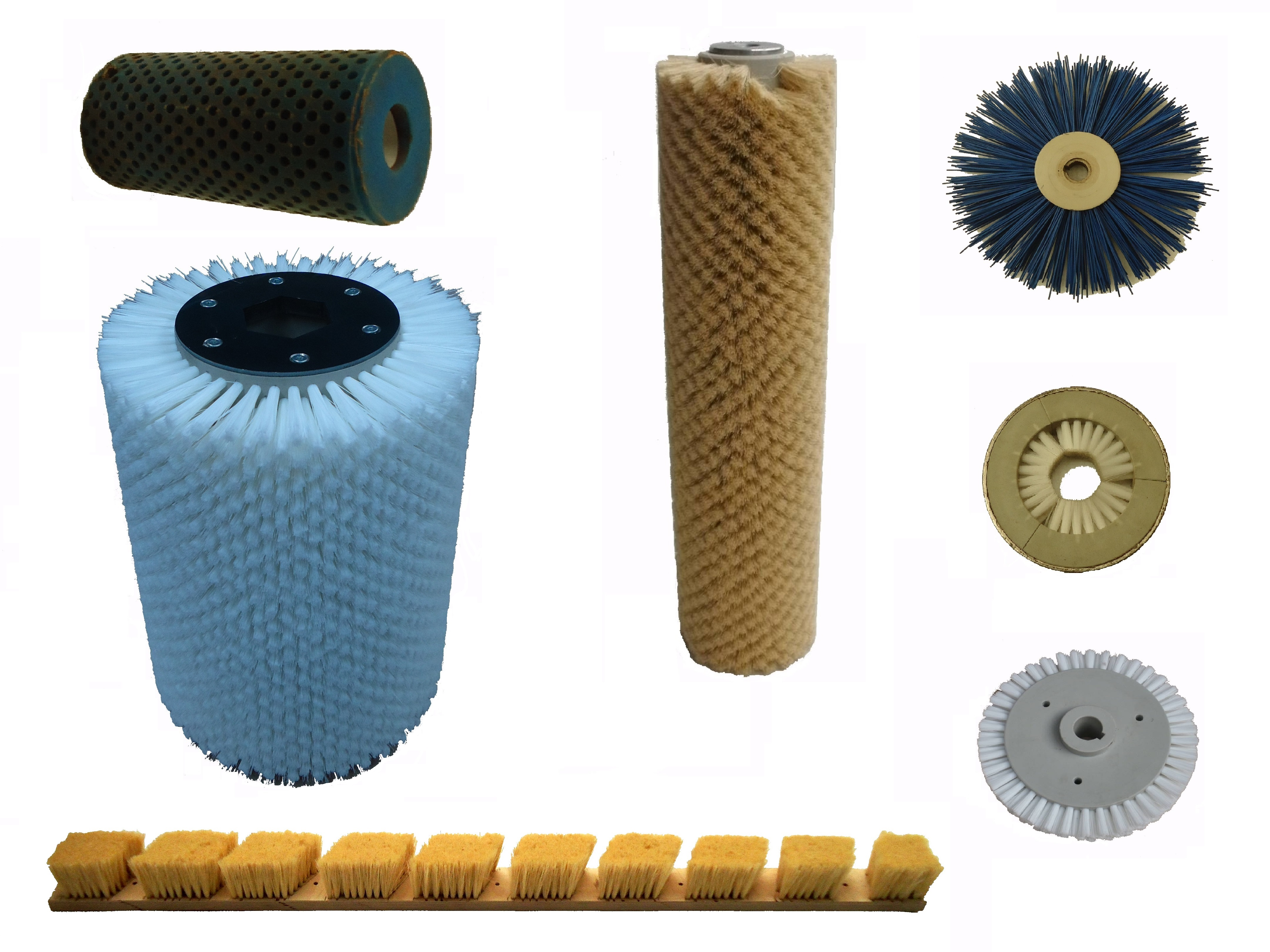 Brosses techniques et industrielles